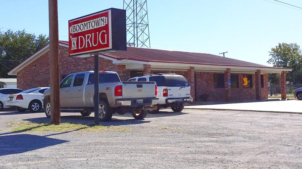Boomtown Drug: 514 South Oklahoma Cutoff, Burkburnett, TX