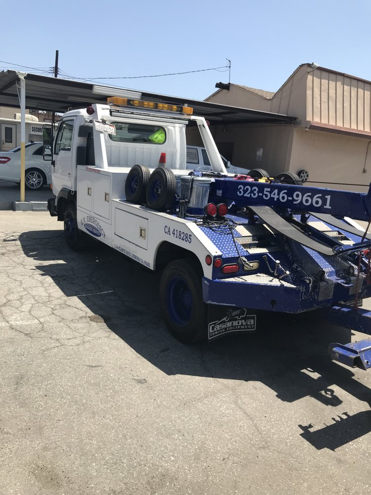 H R Towing: 6302 Vinevale Ave, bell, CA