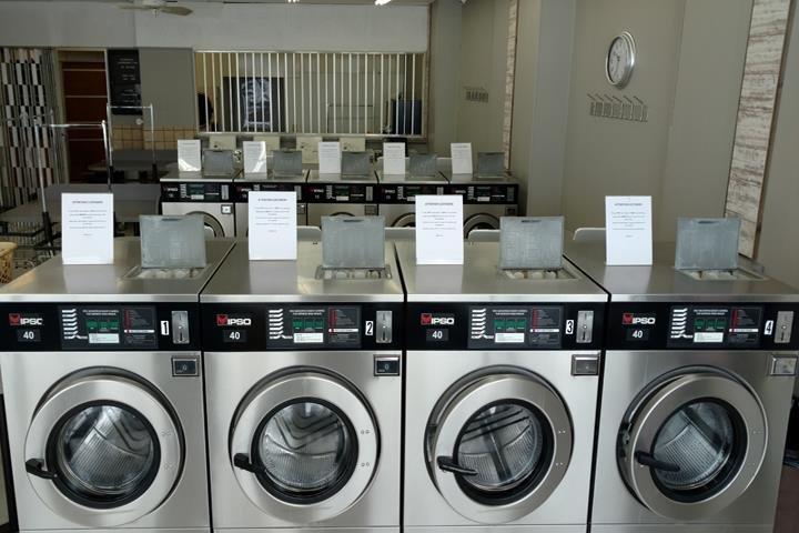 Shorewood Laundromat: 700 W Jefferson St, Shorewood, IL