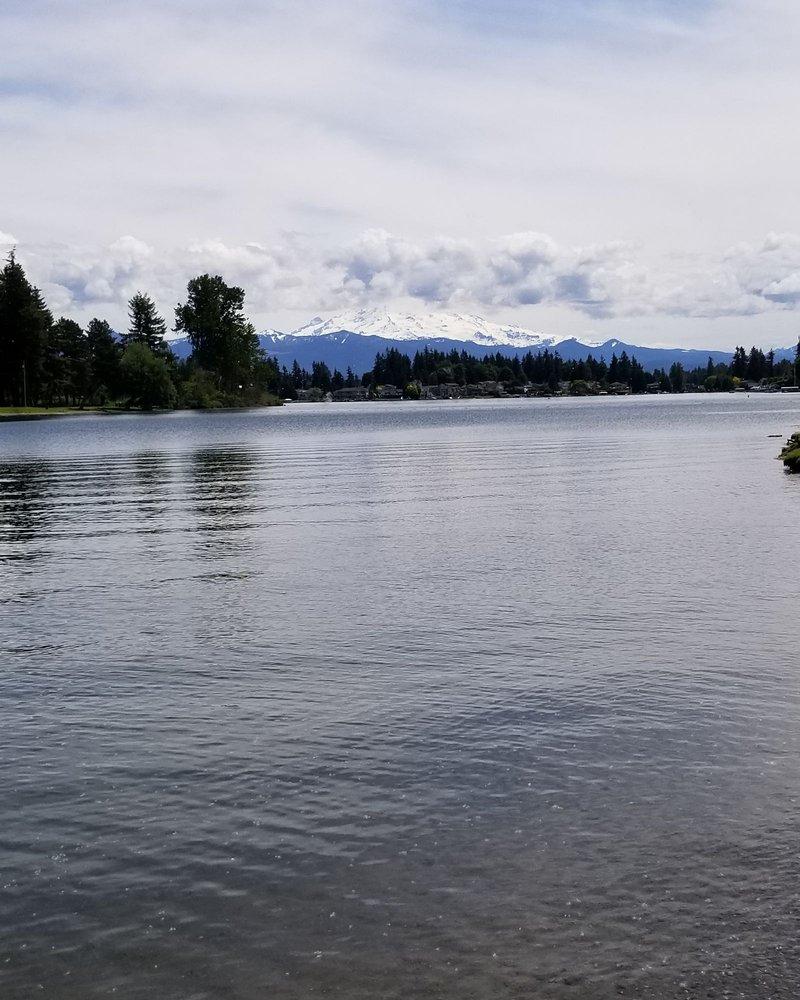 Lake Tapps Park: 2022 198th Ave E, Bonney Lake, WA