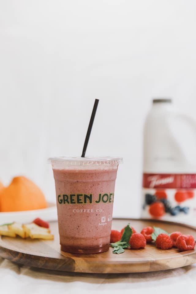 Social Spots from Green Joe's Coffee Co