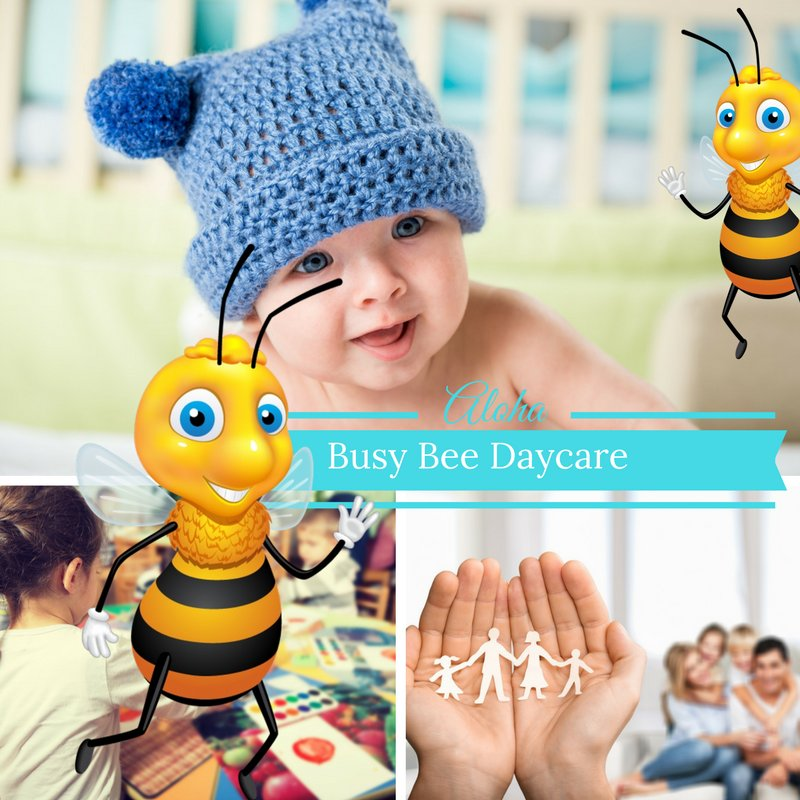 Busy Bee Daycare: 718 SW 215th Ave, Aloha, OR