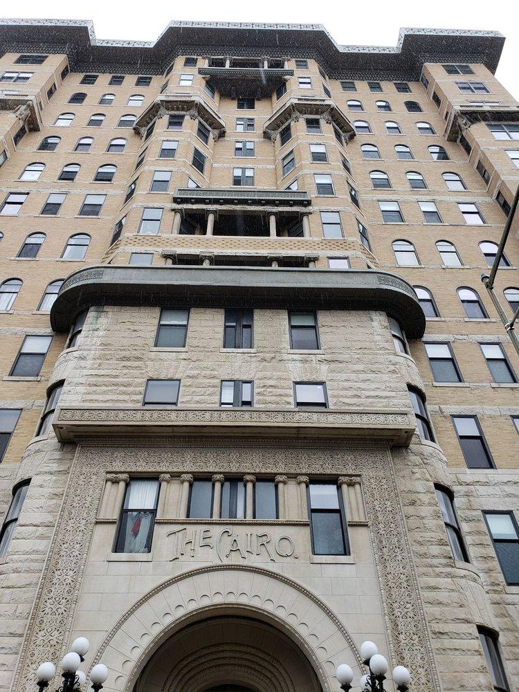 Cairo Condominiums: 1615 Q St NW, Washington, DC, DC