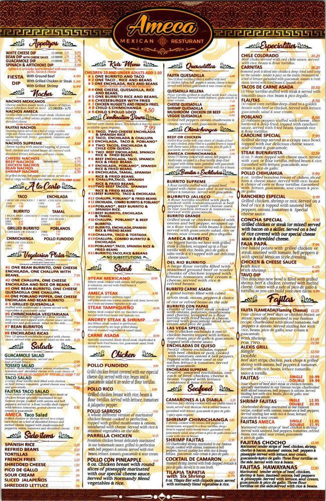 Photo of Ameca Mexican Restaurant: Marianna, AR