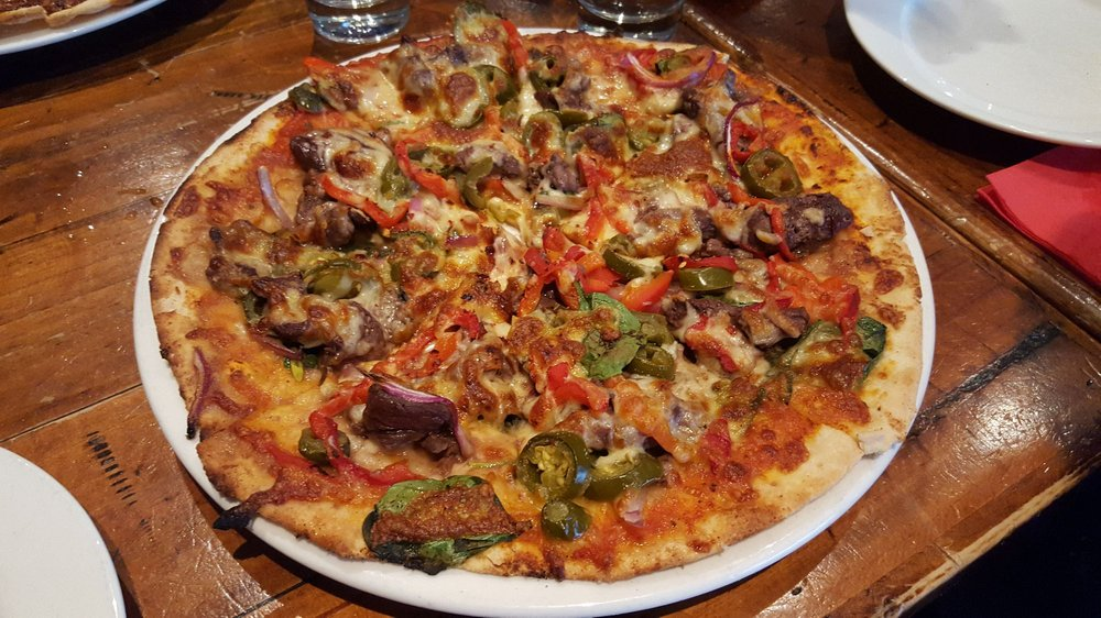 Station Bar & Woodfired Pizza