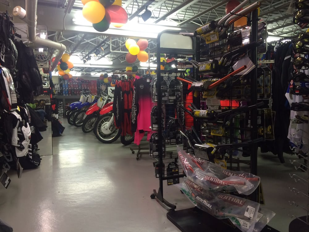 Hanover Powersports 10 Photos Motorcycle Dealers 210