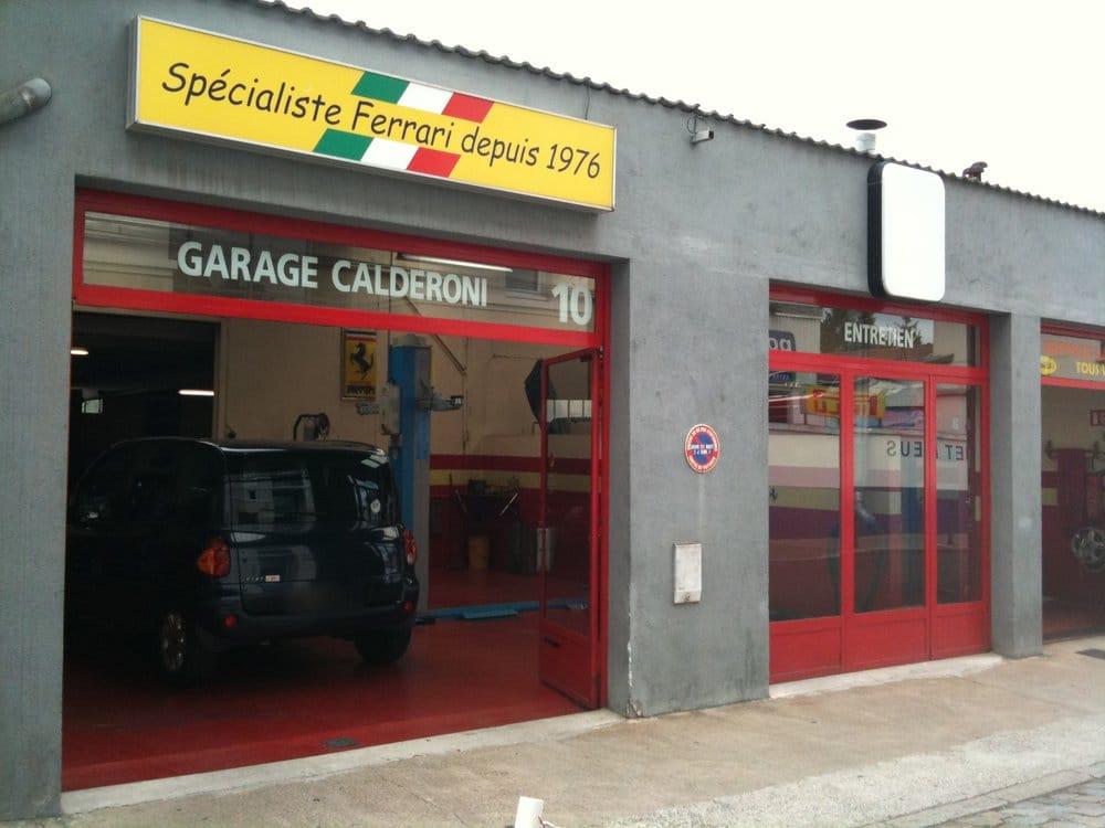 Garage calderoni lukket bilforhandlere 10 rue louise for Garage gacon lyon 3
