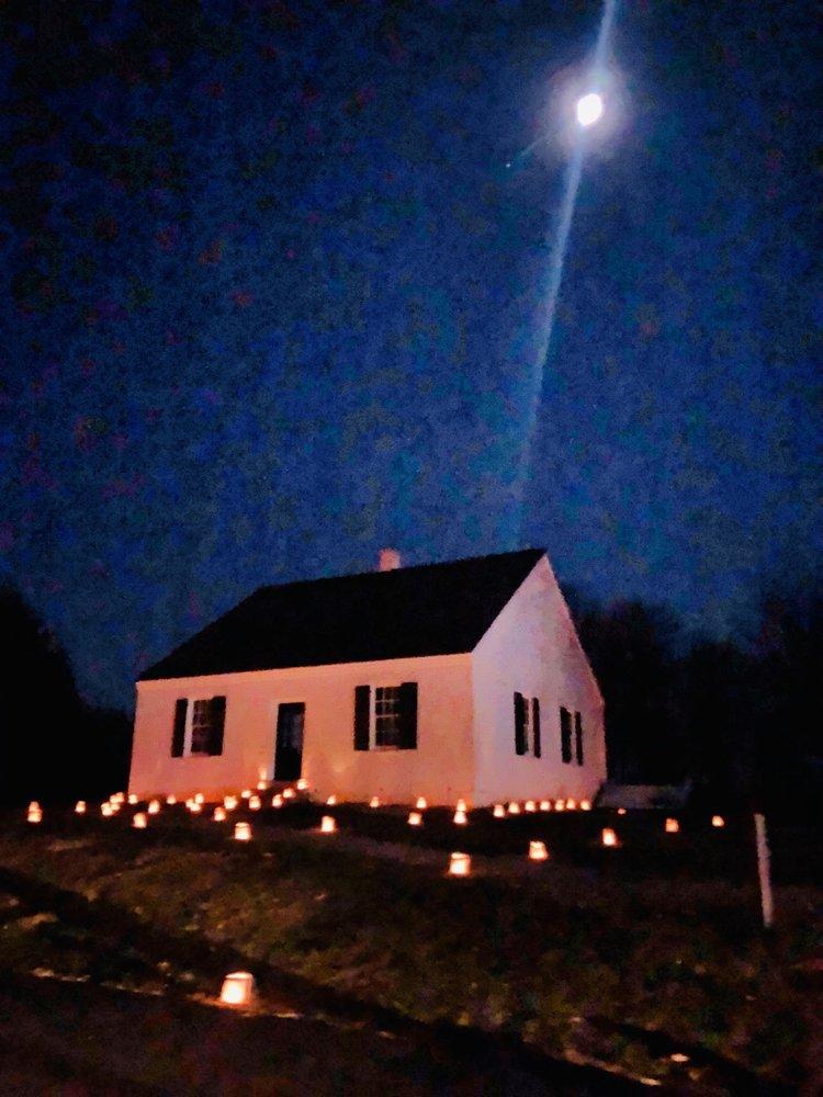 Antietam National Battlefield: 5831 Dunker Church Rd, Sharpsburg, MD