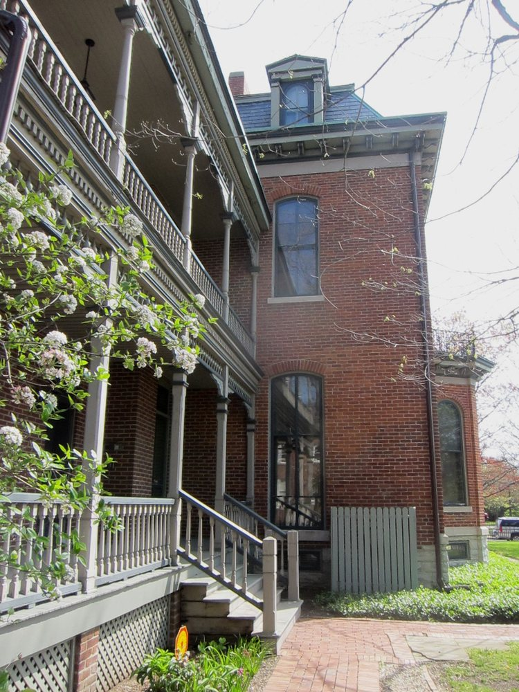 Morris butler house venues event spaces 1204 n park for Northside house