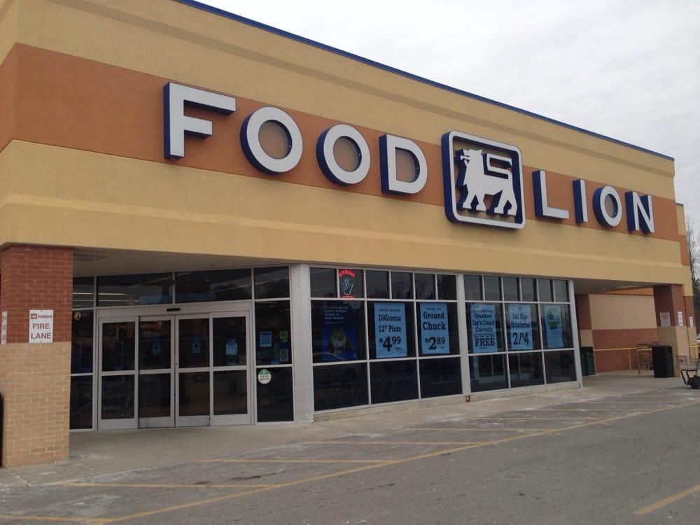 Food Lion 2111: 28344 Southampton Pkwy, Courtland, VA