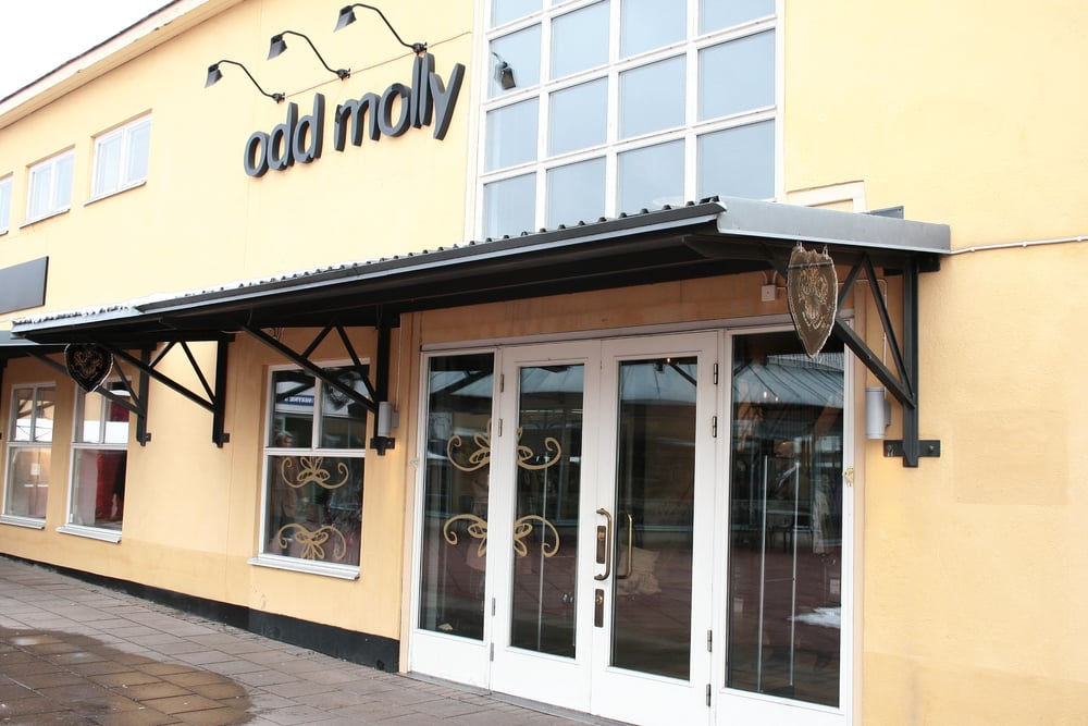 Odd Molly Outlet Women's Clothing Majorsvägen 2, Järfälla, Sweden Phone Number Yelp