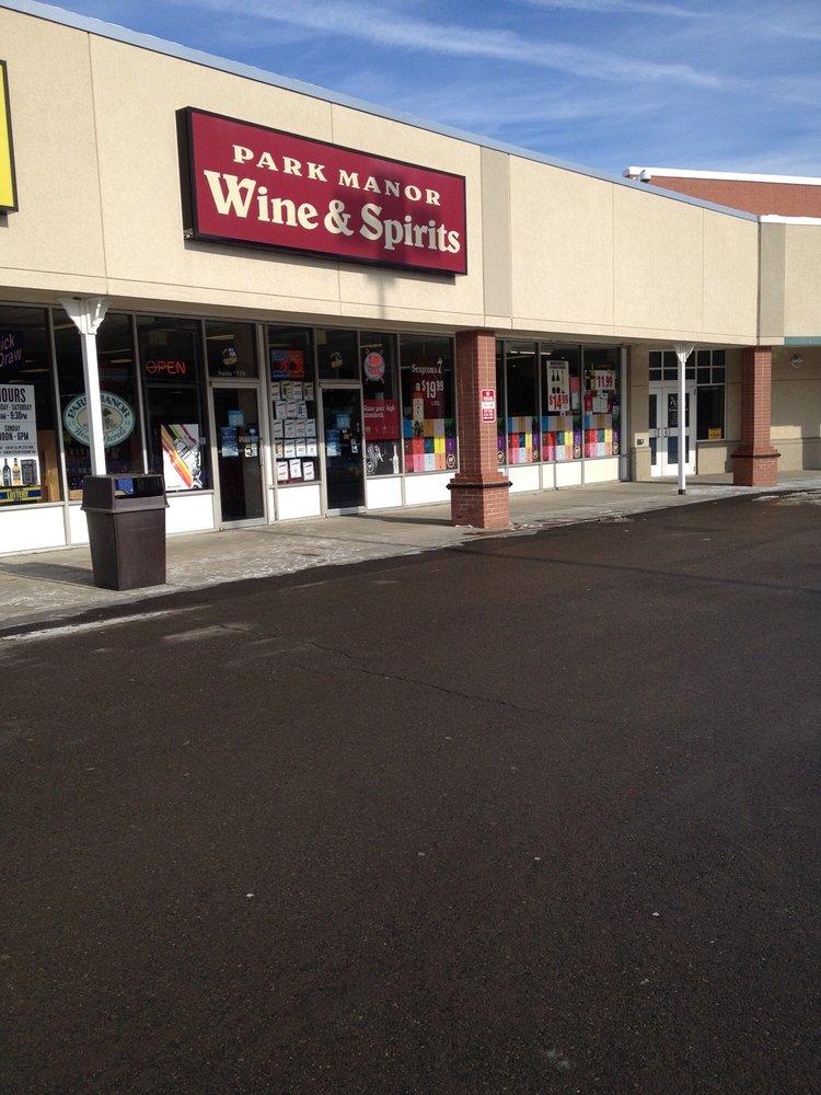 Park Manor Wine & Spirits: 800 Hooper Rd, Endicott, NY
