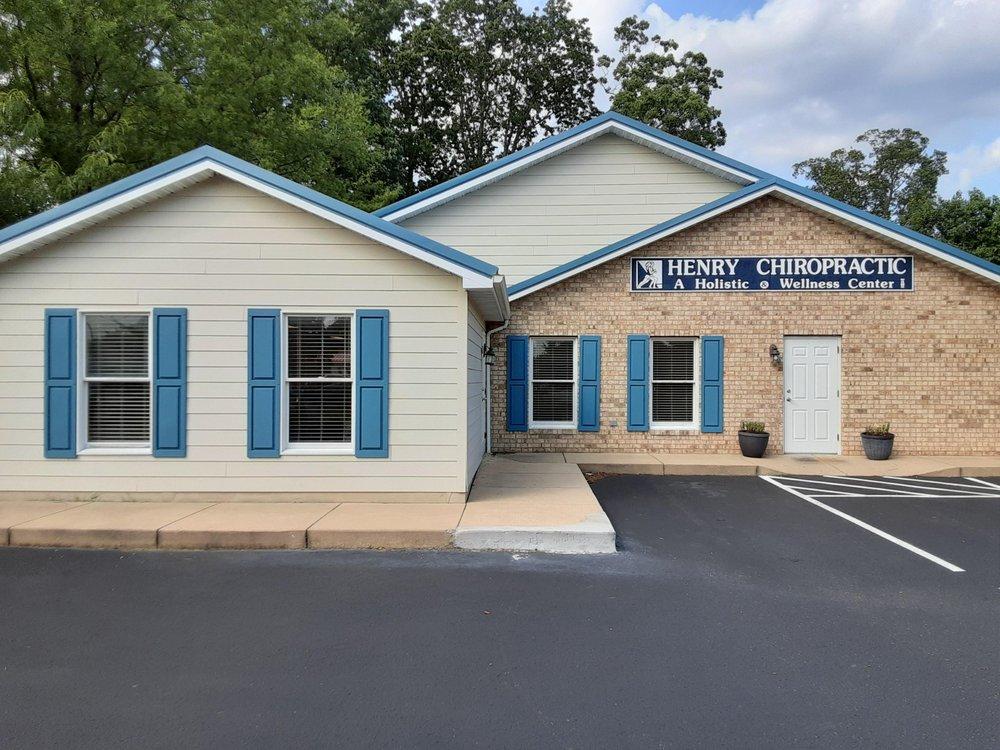 Henry Chiropractic & Wellness Center: 22780 Three Notch Rd, Lexington Park, MD