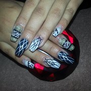 Badass nails 39 photos makeup artists 15800 main st wow valentines is coming photo of badass nails hesperia ca united states free hand art and prinsesfo Image collections