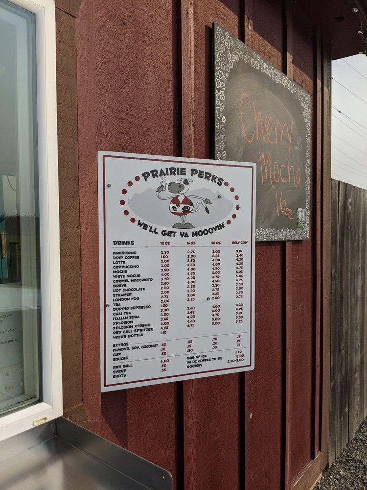 Prairie Perks: 1169-1231 SE Terry Rd, Coupeville, WA