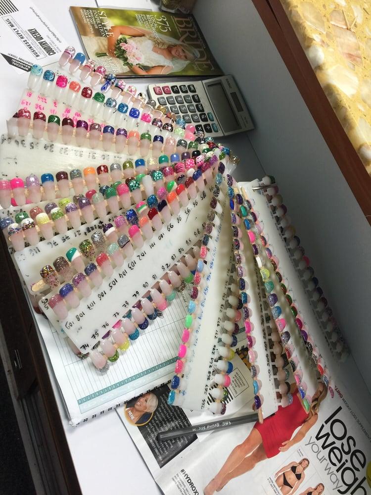 Fancy Nails: 200 Western Ave NW, Faribault, MN
