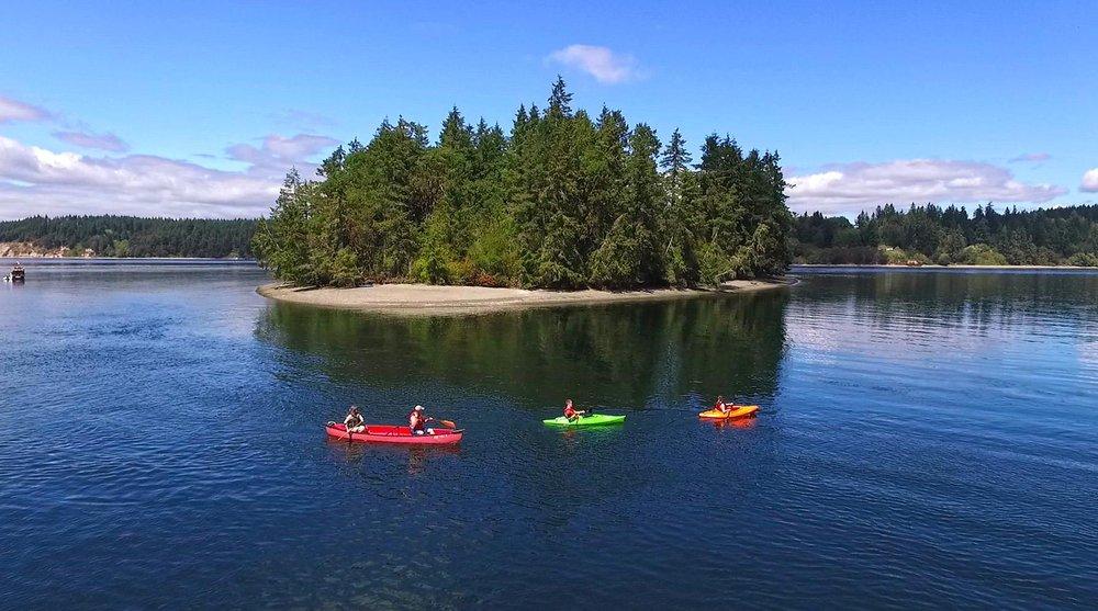 Eagle Island State Marine Park: Pierce, WA