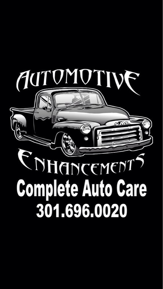Automotive Enhancements: 7932 Reich's Ford Rd, Frederick, MD