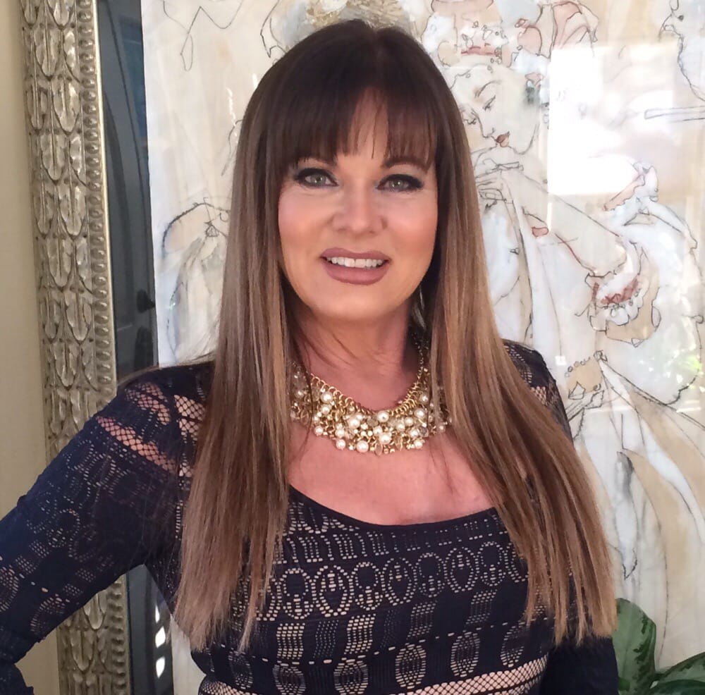 Be Looking For Jeana Keough And Her Kashmir Great Lengths Hair