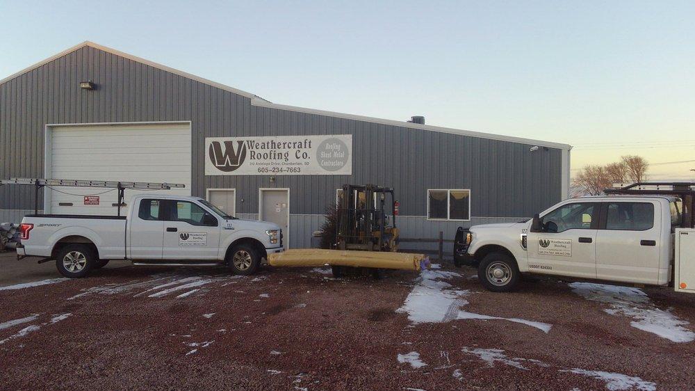 Weathercraft Roofing - Chamberlain: 312 Antelope Dr, Chamberlain, SD