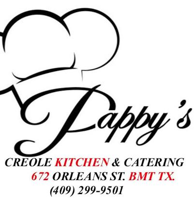 Pappy's: 672 Orleans St, Beaumont, TX