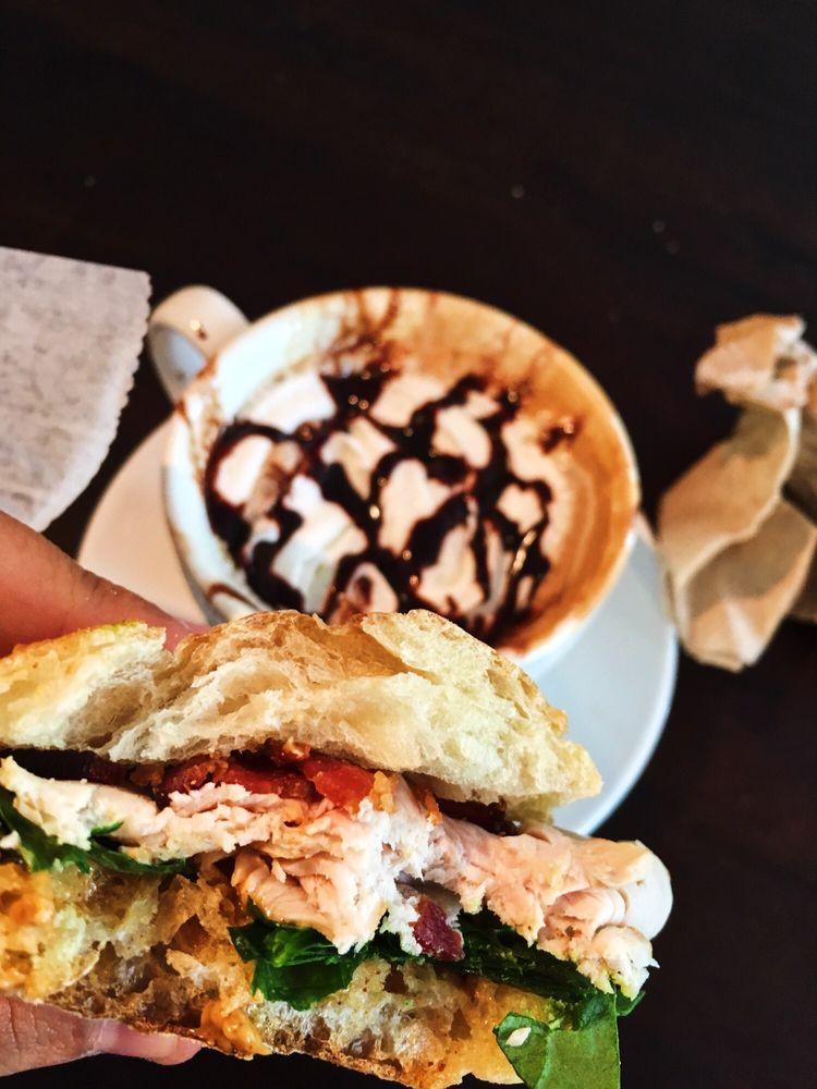 Indulge Coffee & Sandwich