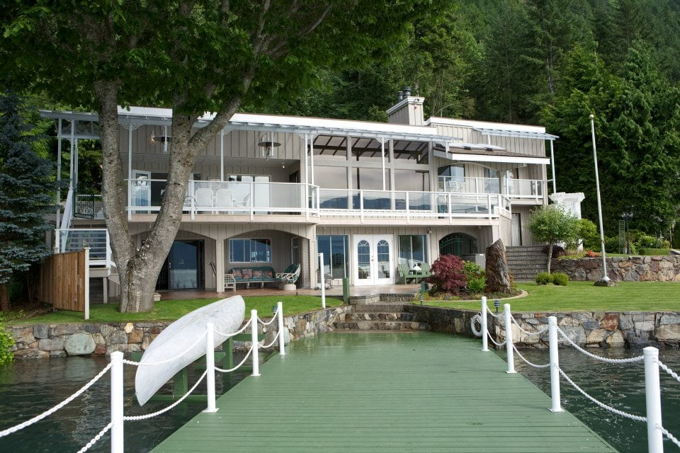 Bed And Breakfast Harrison Hot Springs Bc