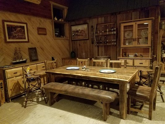 Photo Of Rustic Creek Log Furniture Pulaski Pa United States This Is