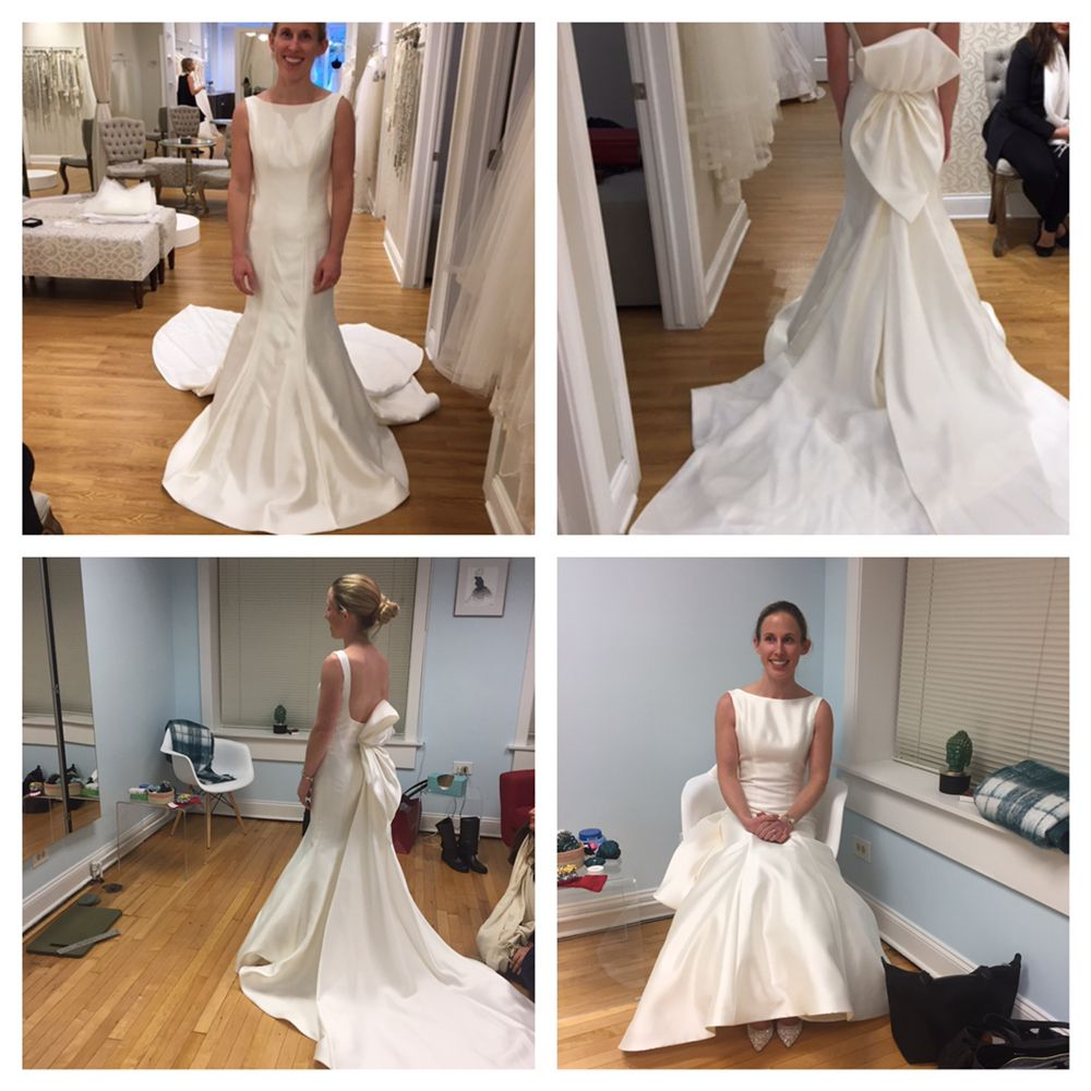 Gorgeous Wedding Gown Before And After Alterations Yelp