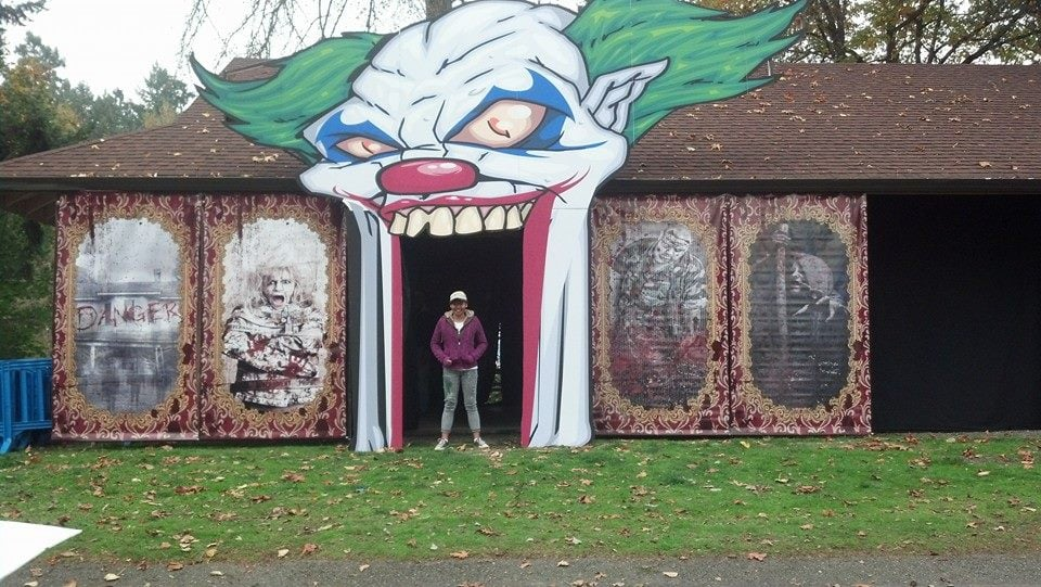 Theatrical Nightmare: Shoreline Park, Joint Base Lewis-McChord, WA