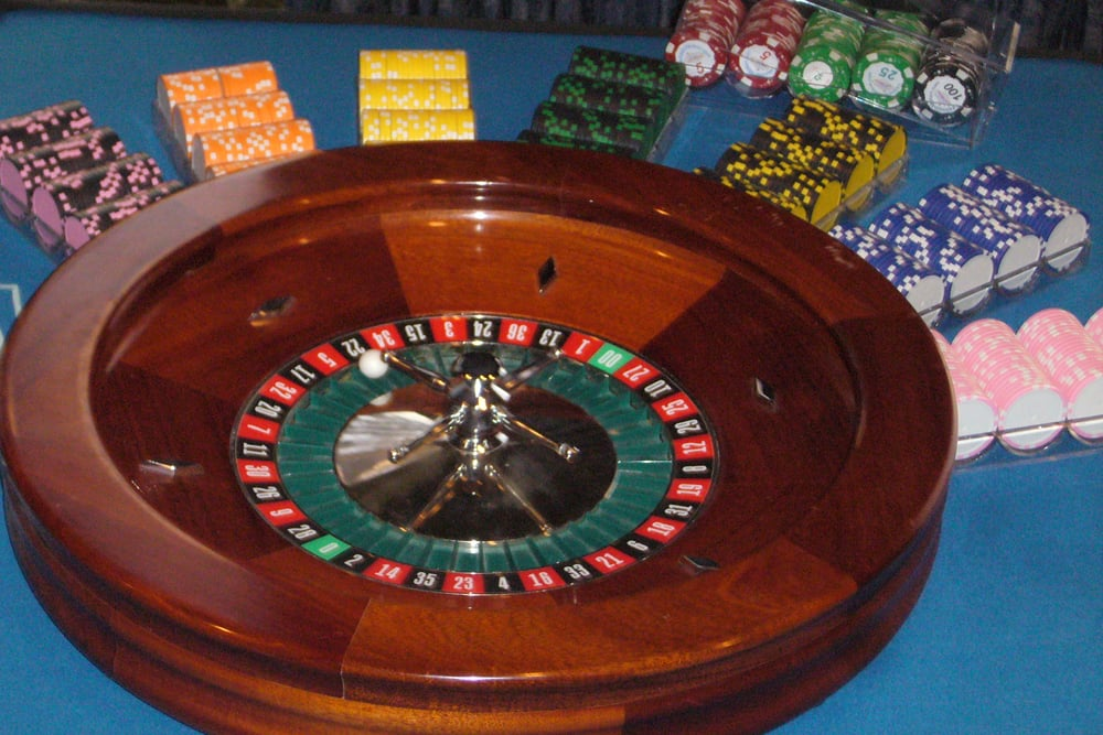 What casinos in california have roulette