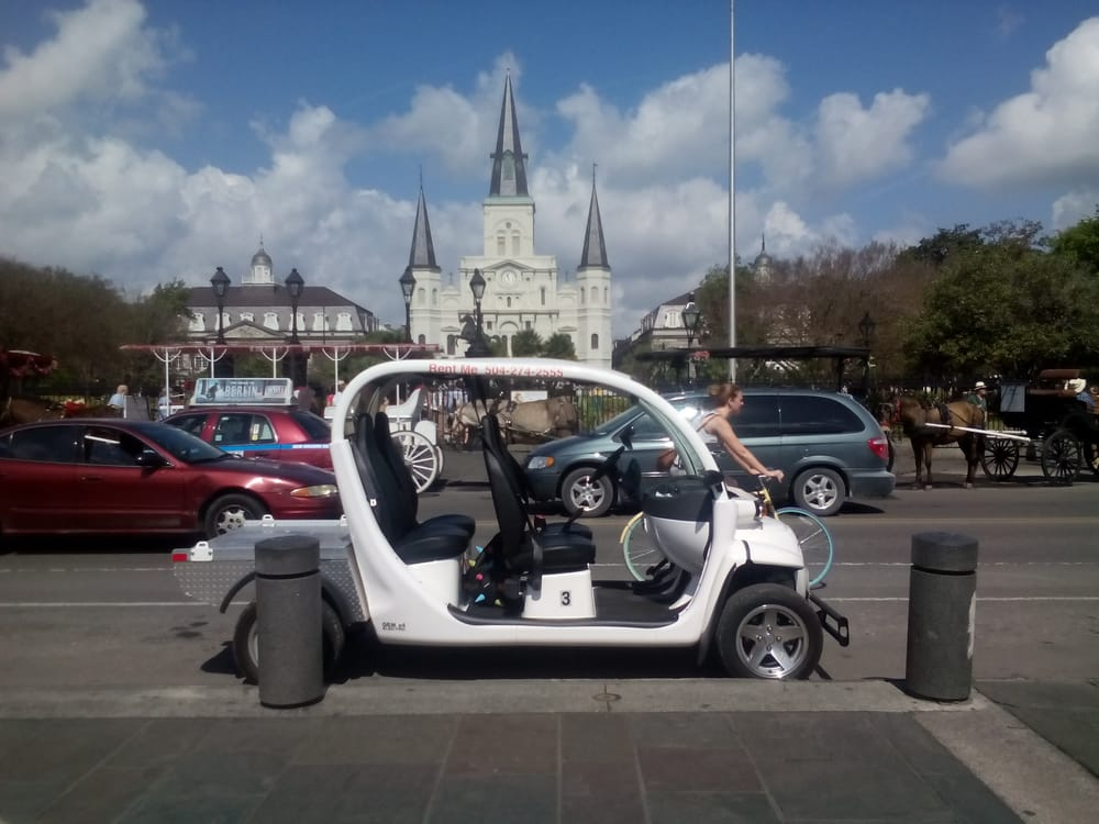Electric Car Rental New Orleans