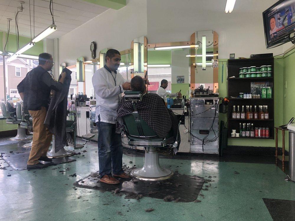 Belmont Barber Shop: 470 Trapelo Rd, Belmont, MA
