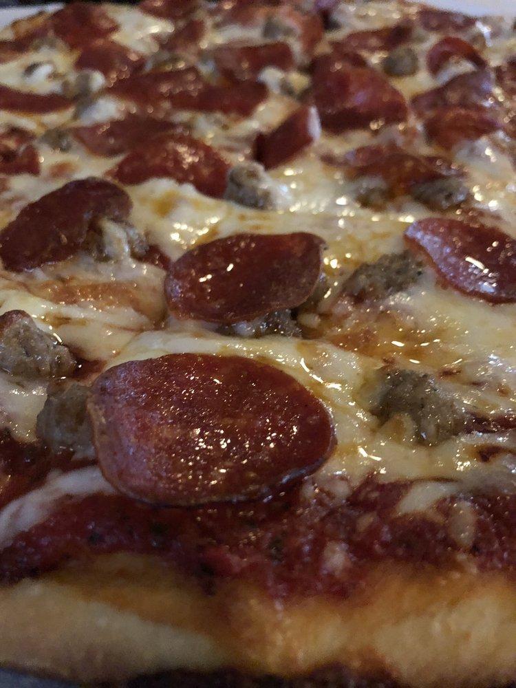 Jim's Pizza Box: 819 Main St, Huron, OH