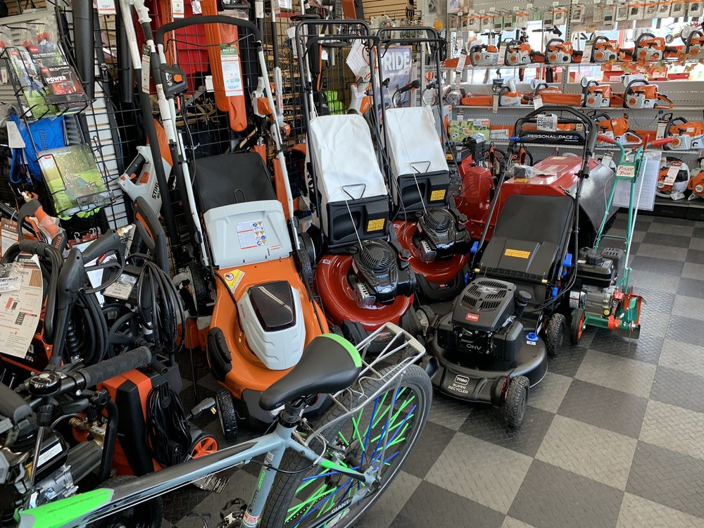 Mineola Bicycle Fitness & Mower: 475 Jericho Tpke, Mineola, NY