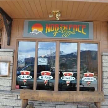 North Face Pizza Restaurant Jasper