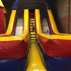 Photo Of Bounce Kraze Lancaster Pa United States Biiiig Slide