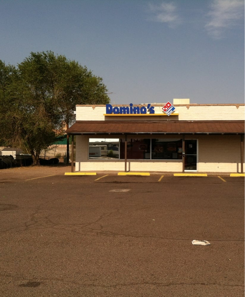 Domino's Pizza: 919 N California St, Socorro, NM