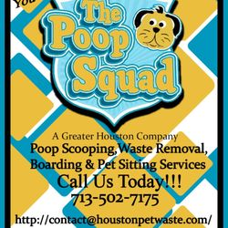 The Poop Squad Pet Waste Removal & Pet Sitting Service - 38