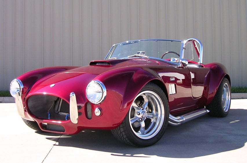 Ultimate Classic Cars is the leading manufacture in 427 shelby cobra ...