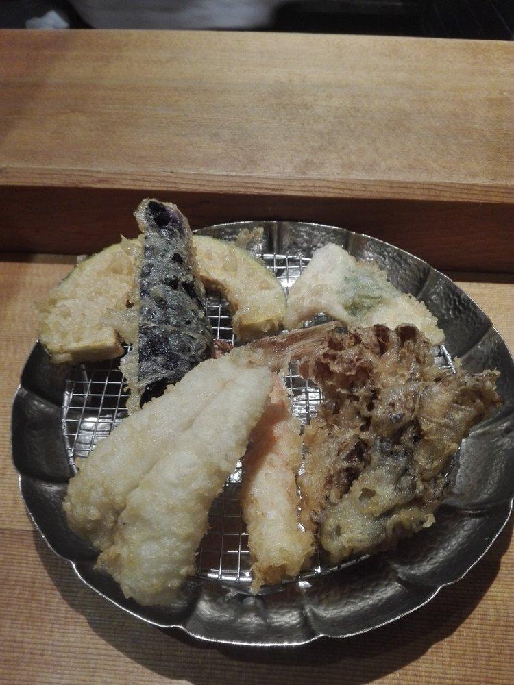 Tempura Meshi Kaneko Hannosuke