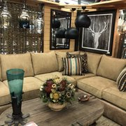 Showroom At Reno Photo Of Reno Tahoe Rustic   Reno, NV, United States. The  Sofas Were