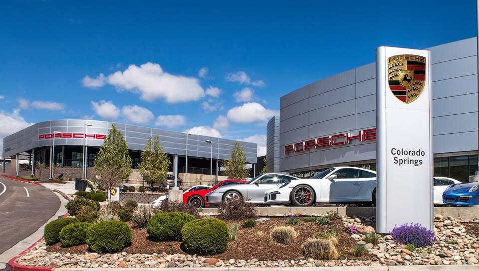 Porsche - Colorado Springs