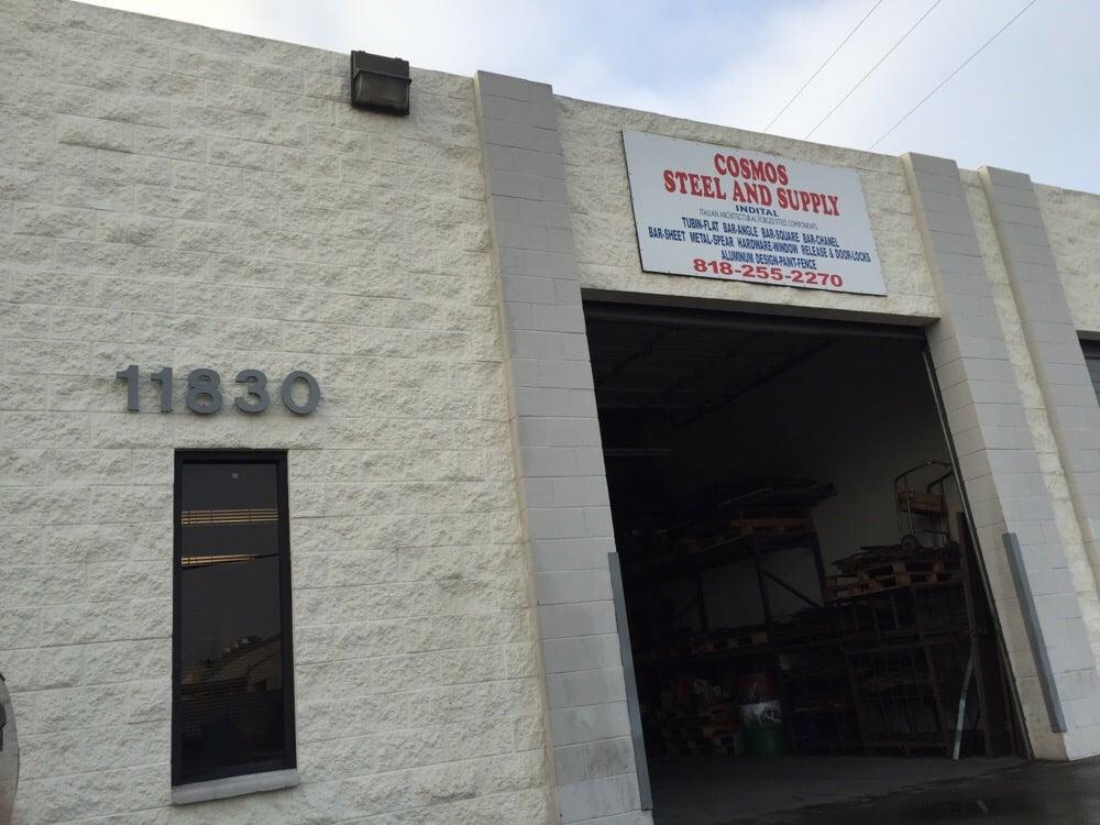 Cosmos Steel Amp Supply 11830 Wyandotte St North Hollywood