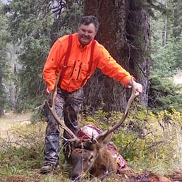 Colorado Elk Camp Outfitters - Wildlife Hunting Ranges