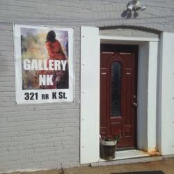 Photo of Gallery NK - Washington, DC, United States. Front entrance