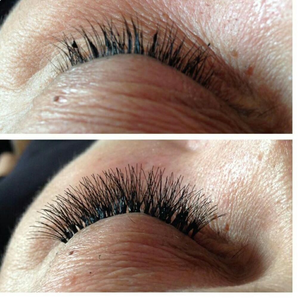 Cluster Eyelash Application A Great Alternative To Eyelash