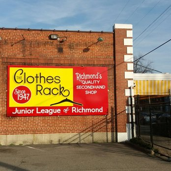 Clothes Rack Shop   Women's Clothing   2618 W Cary St, The Fan