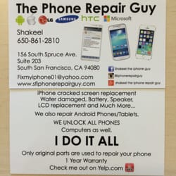 Shakeel the iPhone Repair Guy - 93 Photos & 943 Reviews - Mobile