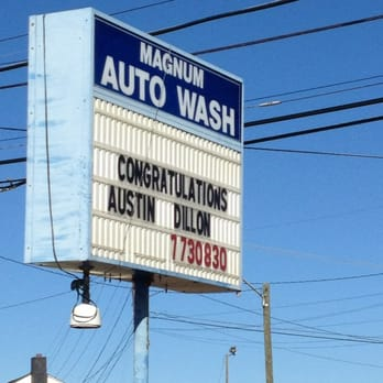 Magnum Car Wash Reviews